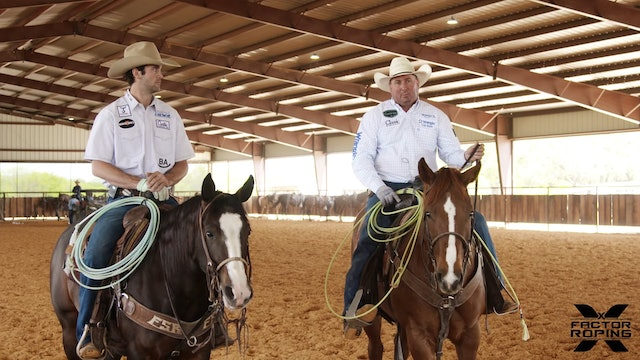 Starting Young Horses in the Box with Clay Logan and Dakota Kirchenschlager