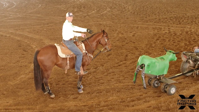 The Timing Between Your Horse and The Steer with Allen Bach
