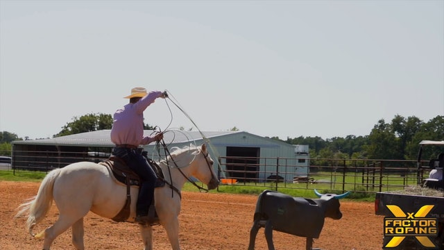 """Buddy Hawkins and """"Taking The Turn Out"""" When Practicing"""