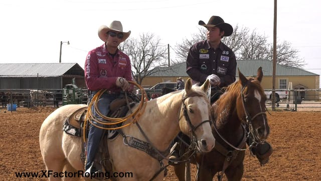 How Quinn Kesler Trained His Good Horse