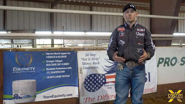 Key Drills To Strengthen Control Over Your Horse with Tyler Wade