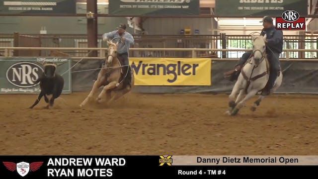 Danny Dietz Memorial - Round 4