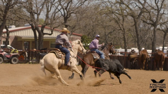 Teaching Your Heel Horse to Learn Position and Corner Entry with Ryan Motes