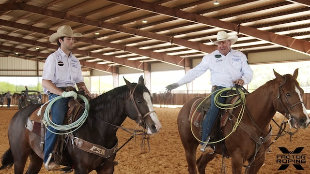 Facing your Horse with Clay Logan and Dakota Kirchenschlager
