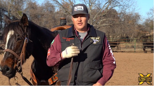 Levi Simpson's Best Advice For Handling Cattle At Rodeos