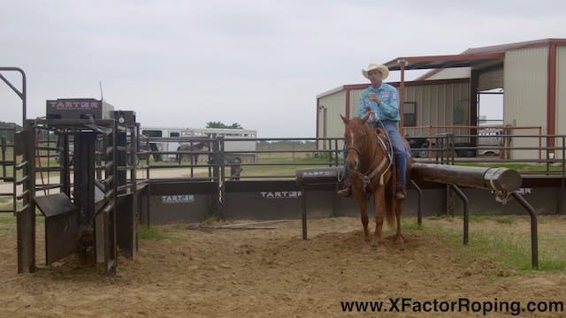 Scoring At World Series Roping's with...
