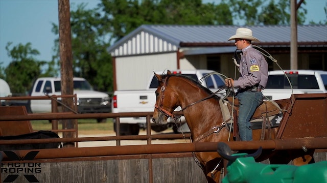 Body Posture While Handling Cattle with Cody Snow