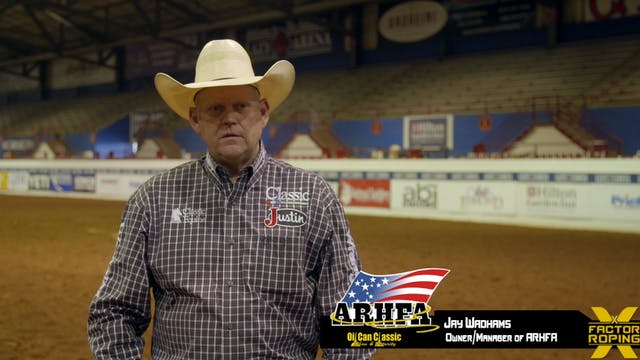 Owner/ Manager of ARHFA Jay Wadhams - 1