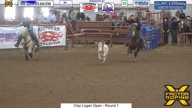 2021 Clay Logan Open Round 1 Part 1/2