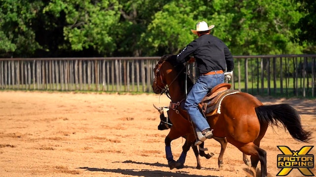 Correctly Roping From the Hip with Clay Tryan