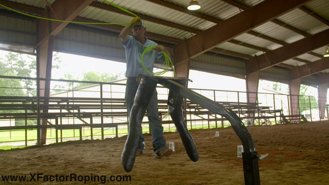 Delivery and Reasons For Roping Legs ...