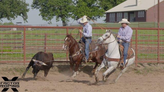 How Joseph Harrison Rides A Heel Hors...