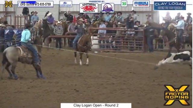 2021 Clay Logan Open Round 2 Part 2/2
