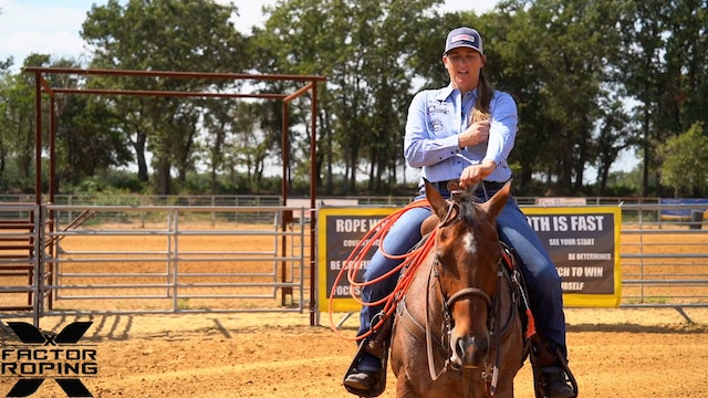 Settings Goals for Your Horse with Kelsie Chace