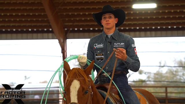 Keeping Your Horse Picked Up Through the Corner with Paden Bray