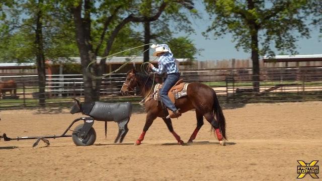 Paden Bray & Marty Becker: Dummy Preparation For Runs On Live Cattle Part 1/2