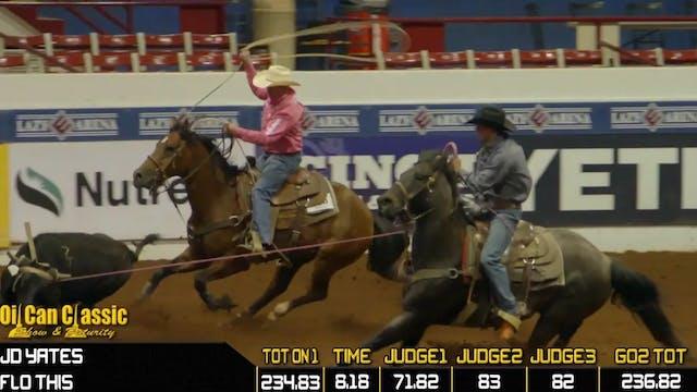 2019 American Rope Horse Futurity Hee...