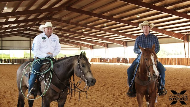 Training Young Head Horses with Cade ...
