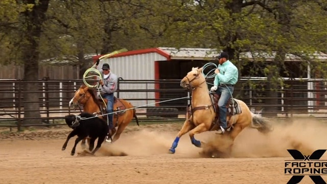 Framing the Steer Up with Marty Becker