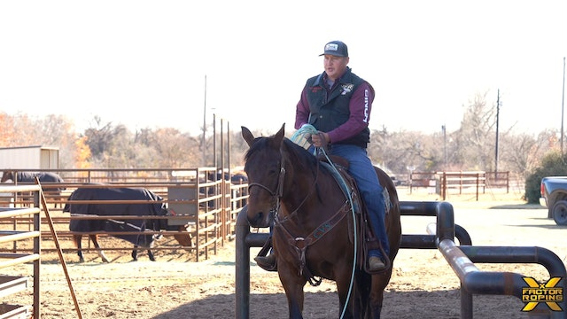 Levi Simpson- Strategy at World Series Ropings and Where to Look to When Scoring
