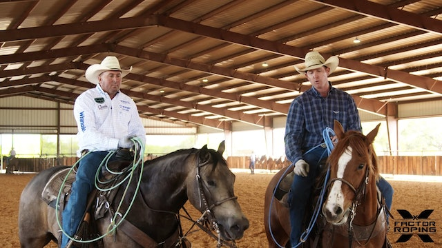 Reading Your Heeler and Handling Cattle with Cade Rice and Clay Logan