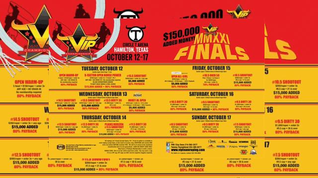 VIP Finals - Day 1