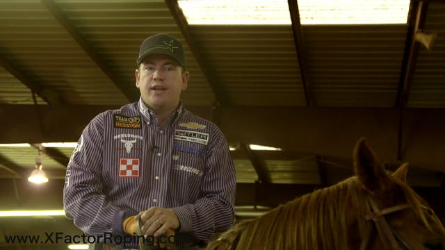 Heel Horse Position with Travis Graves