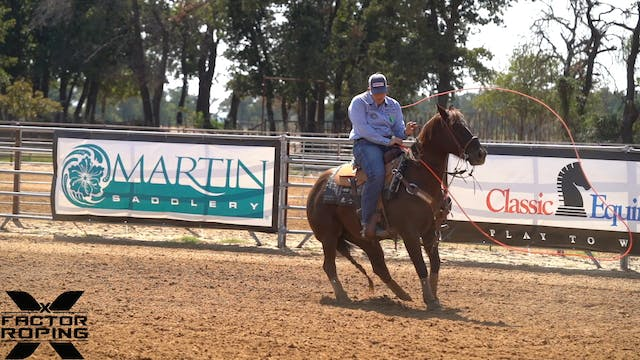 Roping a Calf That Steps Left or Righ...