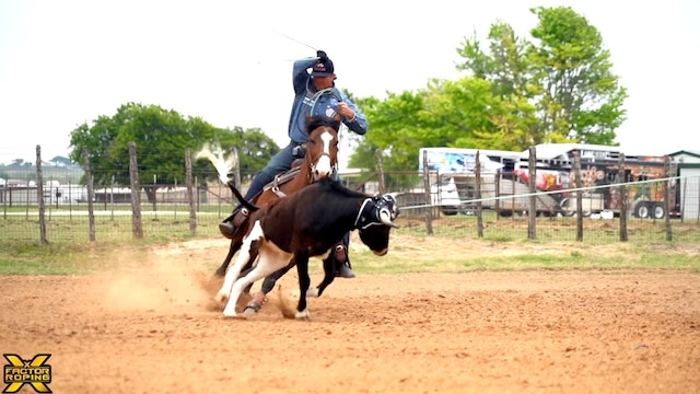 Jade Corkill Explains The Importance Of Matching Your Speed With The Steer