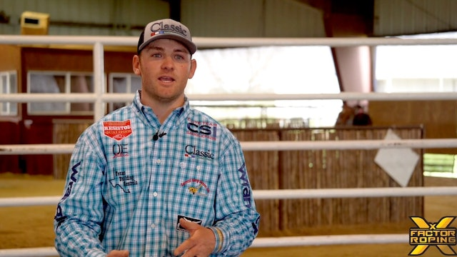 Mentality for Training Head Horses with Tyler Wade