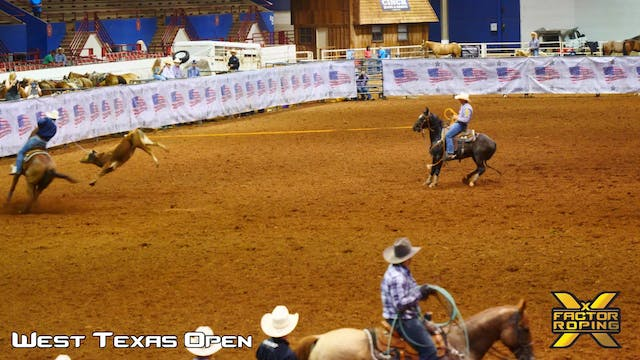 2019 All Star Open Roping | Part 2