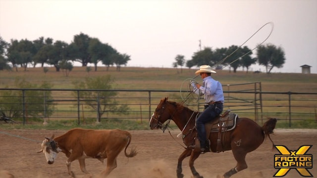Buddy Hawkins Discusses the Benefits of Turning Your Rope Over When Heeling