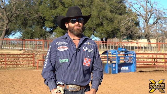 Ryan Motes - What Makes an 8-9 Numbered Heeler Ready to Rope Professionally