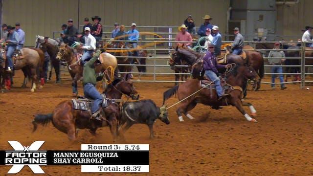 West Texas Open Round 3