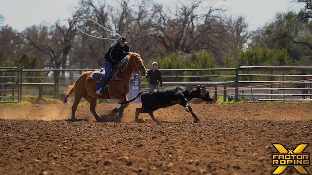 Practice Session with Hunter Koch | Horse 1
