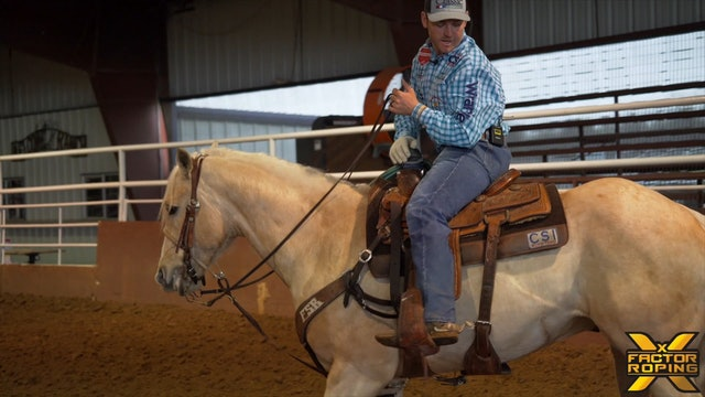 Facing Drills and Loosening Your Horses Hips with Tyler Wade