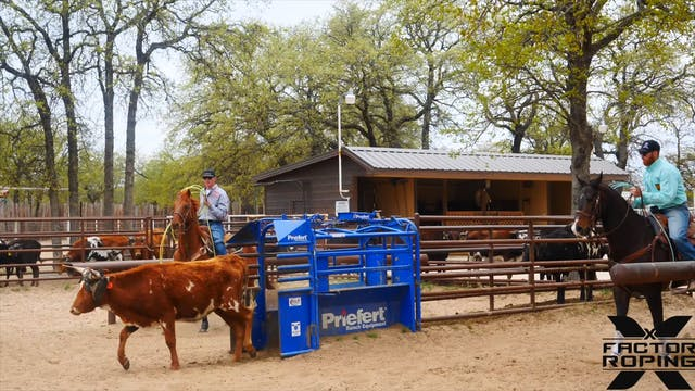 Maintenance on Slow Steers with Marty...