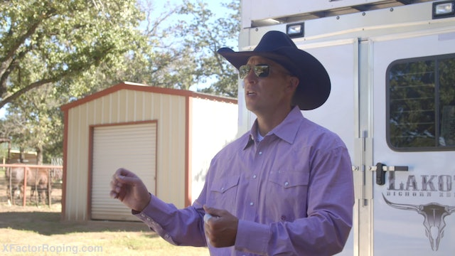 Training Your Head Horse to Rate with Brock Hanson