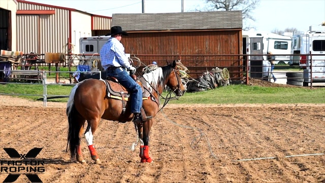 Putting your Heel Horse in the Correct Position with Joseph Harrison