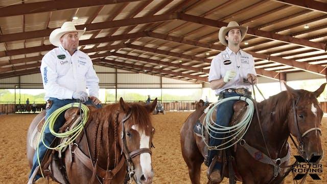 Horsemanship with Clay Logan and Dako...