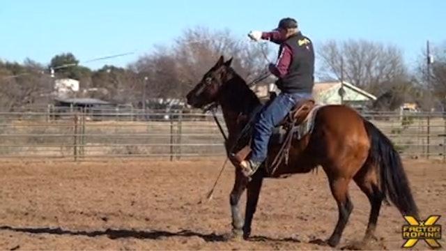Levi Simpson - Mistakes Headers Make When Steers Step Left