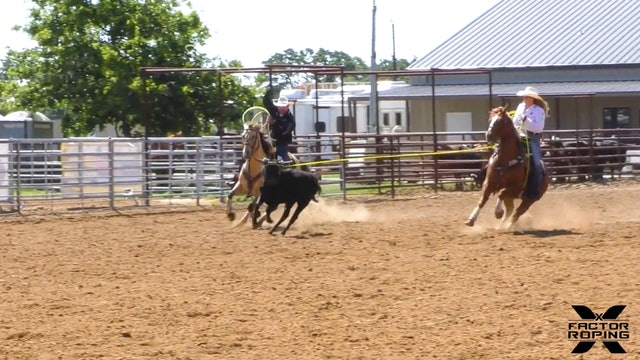 Facing in the Practice Pen with Jackie Crawford