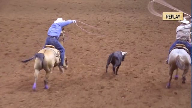ASTR Live Roping - Day 3 - Legends Match