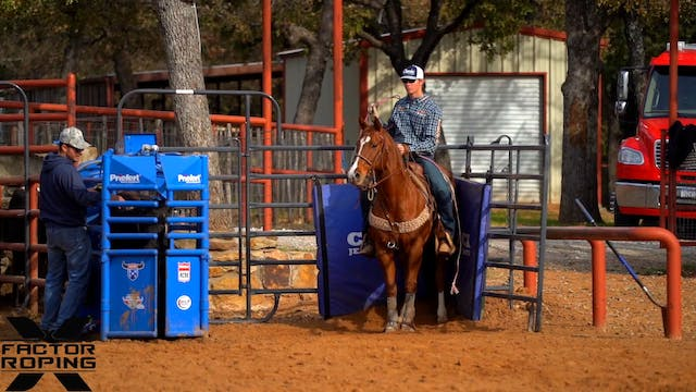 2019 NFR Practice Session with Ryan M...