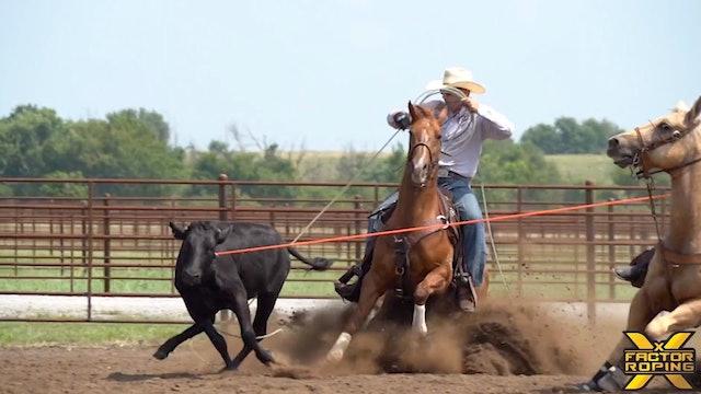 "Billie Jack Saeben's Describes the Way His Sorrel Horse ""Milo"" Feels"