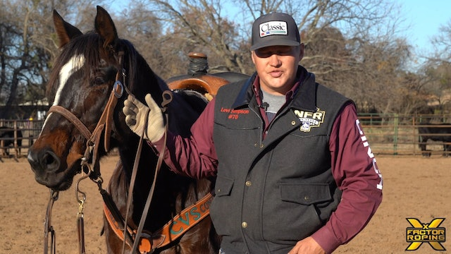 Name Of The Game When It Comes To Handling Cattle with Levi Simpson