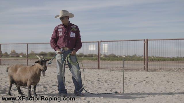 Training The Goat with Cesar De La Cruz