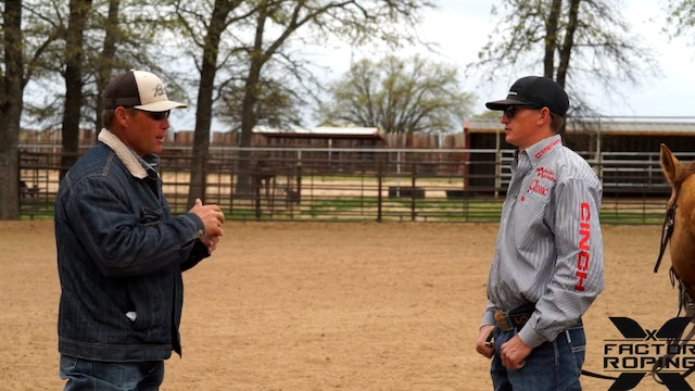 Marty Becker and Dustin Searcy Heeling Part 2