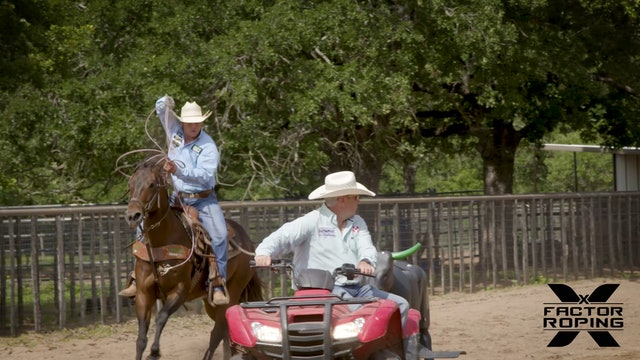 What to Look for When Trying to be in Time with the Steer with Clay Tryan