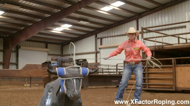 Roping Head Duckers with Hope Thompson